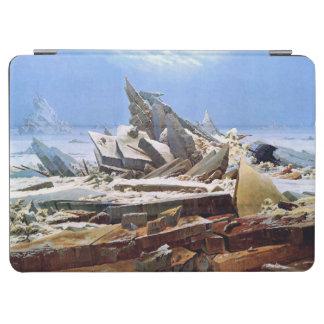 カスパー・ダーヴィト・フリードリヒ-氷1824年の海 iPad AIR カバー