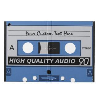 カセットテープのカスタムのケース iPad AIRケース