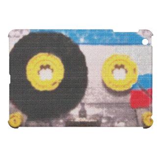 カセットテープの煉瓦 iPad MINIカバー