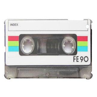 カセットテープのiPadの場合 iPad Miniカバー