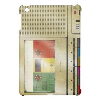 カセットテーププレーヤー iPad MINIカバー