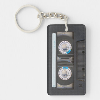 カセットテープ キーホルダー