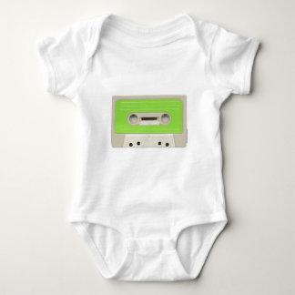 カセットテープ ベビーボディスーツ