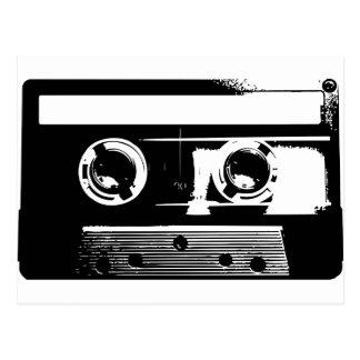 カセットテープ ポストカード
