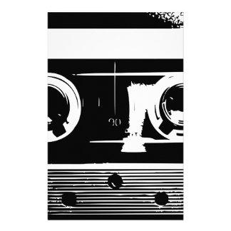 カセットテープ 便箋