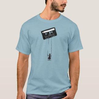 カセットテープSwingset Tシャツ
