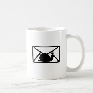 カタツムリ郵便 コーヒーマグカップ