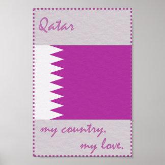 カタール私の国私の愛 ポスター