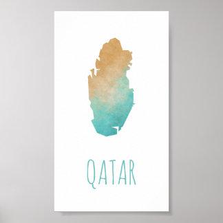 カタール ポスター