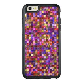カッコいいの質感のカラフルで魅力的な女の子の電話箱 オッターボックスiPhone 6/6S PLUSケース