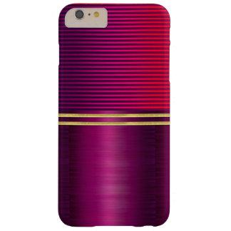 カッコいいの質感のiPhone6ケース Barely There iPhone 6 Plus ケース