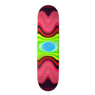 カッコいい移動スケートボード 20.6CM スケートボードデッキ
