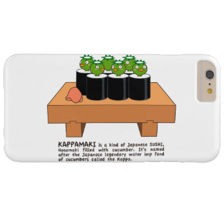 【カッパ巻き】 KAPPA-MAKI BARELY THERE iPhone 6 PLUS ケース