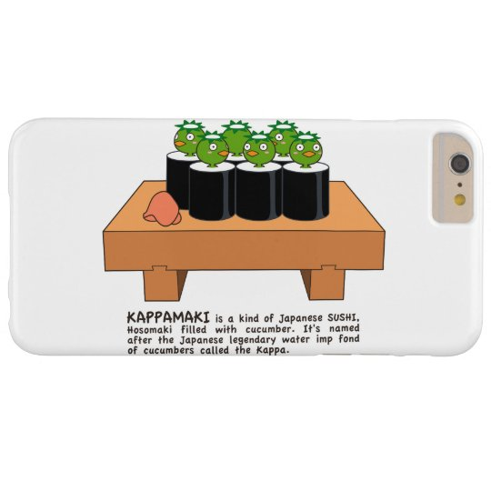 【カッパ巻き】 KAPPA-MAKI BARELY THERE iPhone 6 PLUS ケース