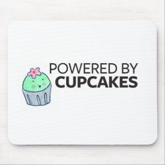 カップケーキによって動力を与えられる マウスパッド