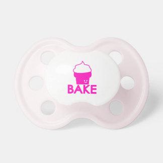 -カップケーキのデザインを焼いて下さい おしゃぶり