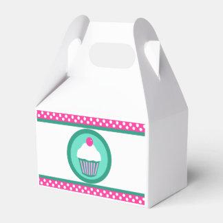 カップケーキの好意箱 フェイバーボックス