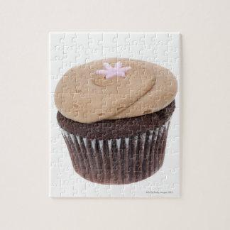 カップケーキの撃たれるスタジオの静物画 ジグソーパズル