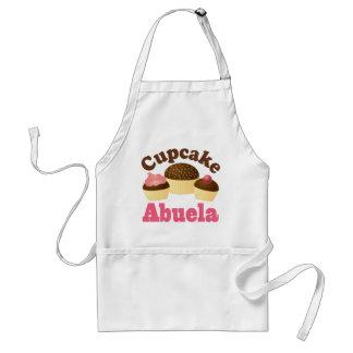 カップケーキのAbuelaのエプロンギフト スタンダードエプロン
