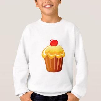 カップケーキ日12月15日 スウェットシャツ