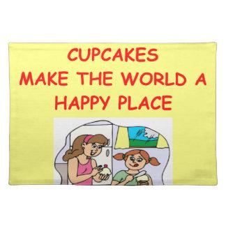 カップケーキ ランチョンマット
