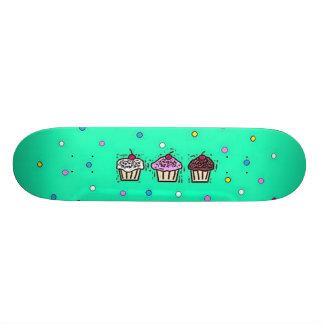 カップケーキ 20.6CM スケートボードデッキ