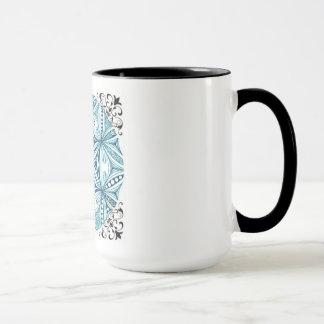 """""""カップルを結婚するための生命の花""""コーヒー・マグ マグカップ"""