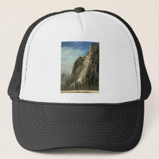 カテドラルの石、ヨセミテの眺め キャップ