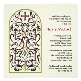 カテドラルの窓 カード
