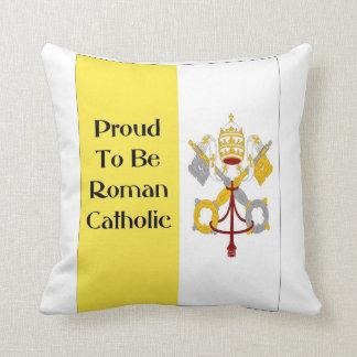 カトリック教のプライドの枕 クッション