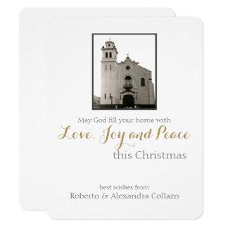 カトリック教会のクリスマス カード