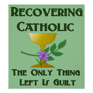 カトリック教徒の回復 ポスター
