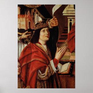 カトリック教王2のヴァージン ポスター