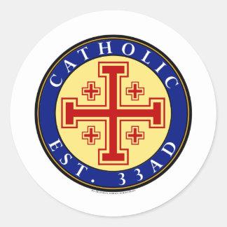 カトリック教 ラウンドシール