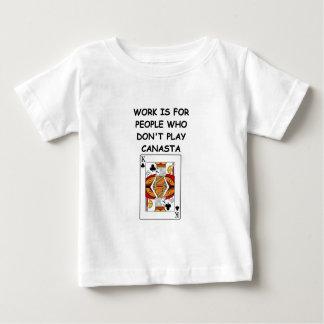 カナスタの冗談7 ベビーTシャツ