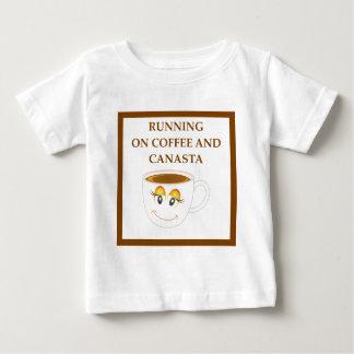 カナスタ ベビーTシャツ