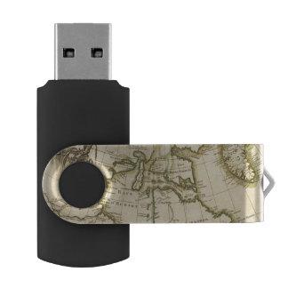 カナダおよびグリーンランド USBフラッシュドライブ