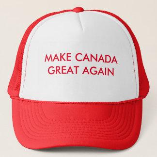 カナダに素晴らしい帽子を再度して下さい キャップ