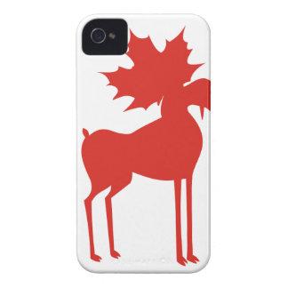カナダのアメリカヘラジカ Case-Mate iPhone 4 ケース