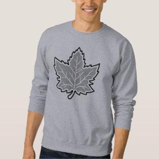 カナダのカエデの葉のヴィンテージのスタイルカナダ スウェットシャツ