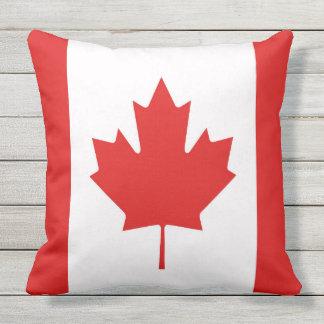カナダのカエデの葉の旗 アウトドアクッション