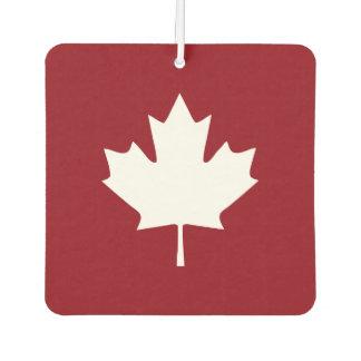 カナダのカエデの葉車の芳香剤 カーエアーフレッシュナー