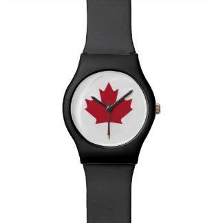 カナダのカエデの葉May28thの腕時計 リストウオッチ