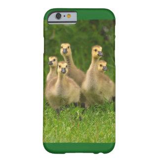 カナダのガチョウカバー BARELY THERE iPhone 6 ケース