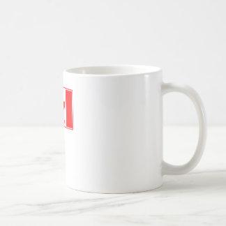 カナダのサスカッチ コーヒーマグカップ