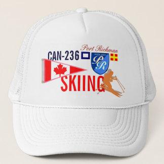 カナダのスキーCAN-236冬季スポーツ キャップ