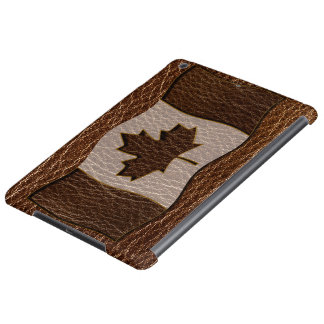 カナダのレザールックの旗