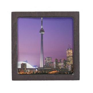 カナダの国民タワー、トロント、カナダ ギフトボックス