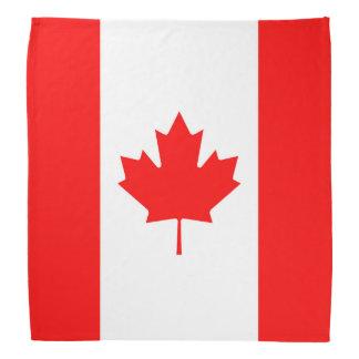 カナダの旗のアメリカハナノキの葉のバンダナ バンダナ