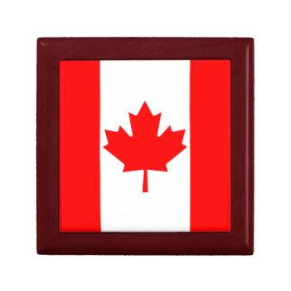 カナダの旗のギフト用の箱 ギフトボックス